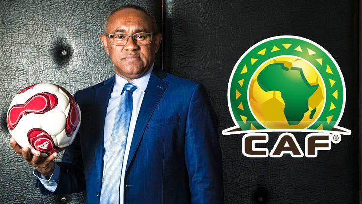 الفيفا يوقف رئيس الاتحاد الافريقي لكرة القدم خمس سنوات