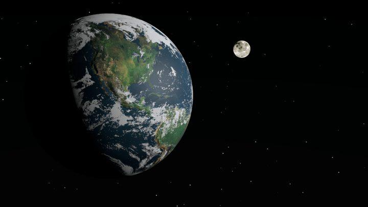 مصعد مباشر من الأرض إلى القمر فكرة تدور في ذهن العلماء