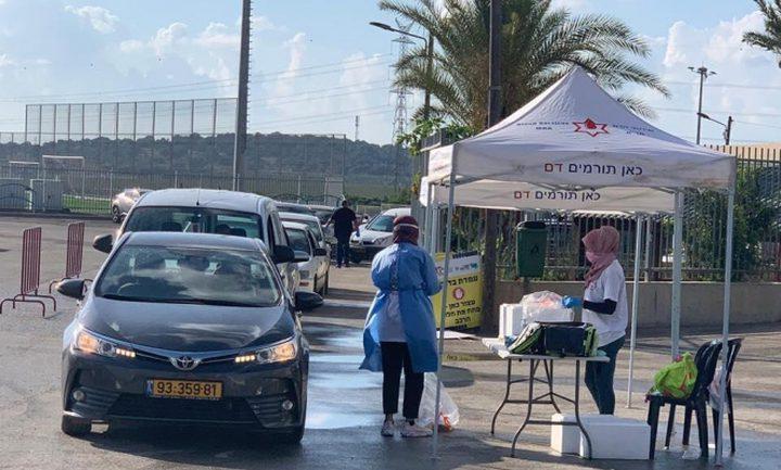حالة وفاة بفيروس كورونا من يافة الناصرة
