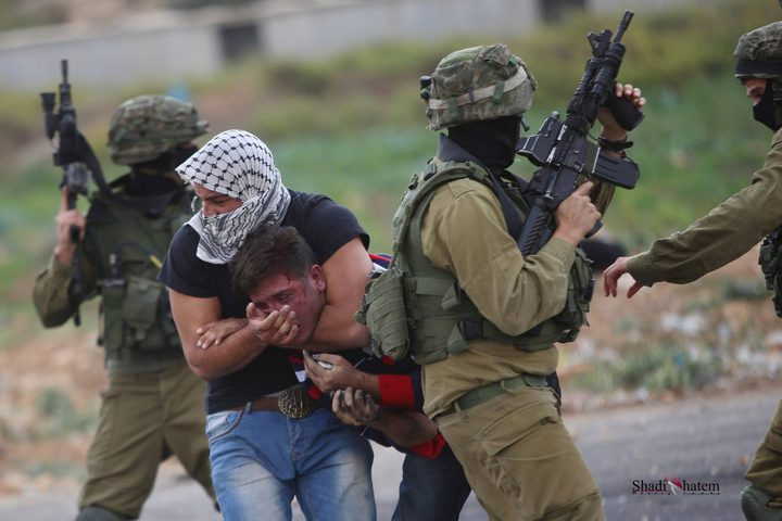 """""""مستعربون"""" يختطفون مواطنين خلال مواجهات في القدس المحتلة"""