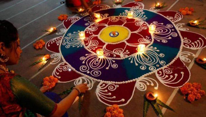 عيد غريب الأطوار لجلب الأمطار في الهند