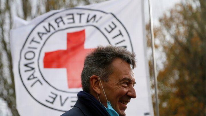 الصليب الأحمر يضاعف وجوده أربع مرات في قره باغ