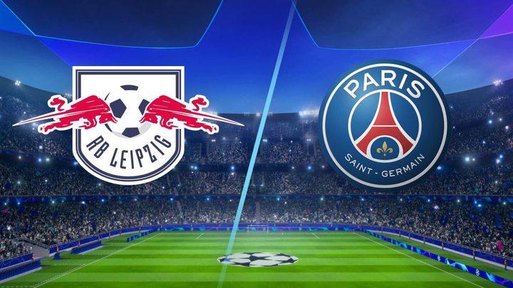 موعد مباراة باريس سان جيرمان ولايبزيج
