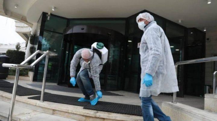 الأتيرة: تم رفع جاهزية القطاع الصحي في نابلس لاستقبال مرضى كوفيد
