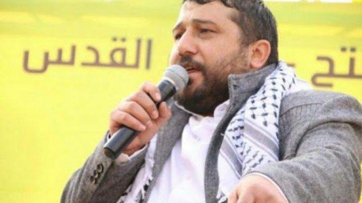سلطات الاحتلال تفرج عن أمين سر فتح بالقدس بكفالة مالية
