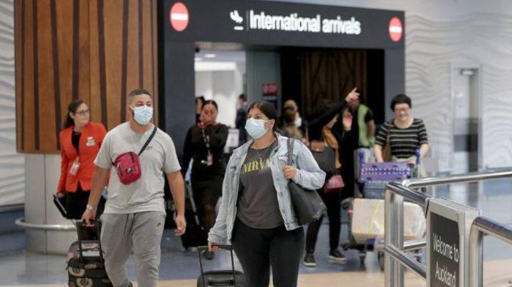 نيوزيلندا: تسجيل 8 إصابات وافدة جديدة بفيروس كورونا