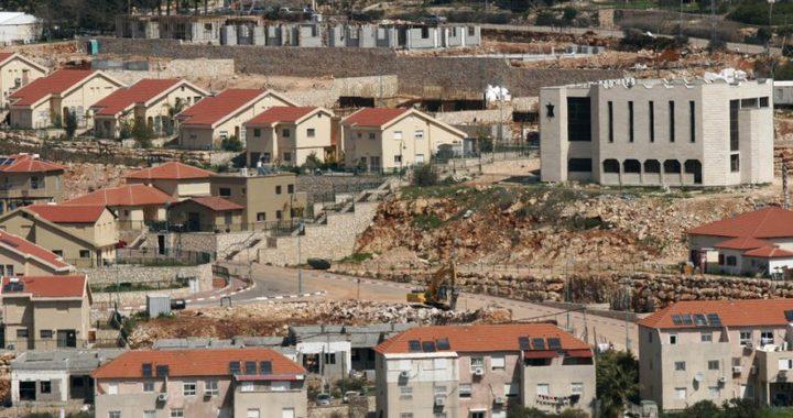 مصر تدين قيام اسرائيل بالمصادقة على بناء وحدات استيطانية جديدة