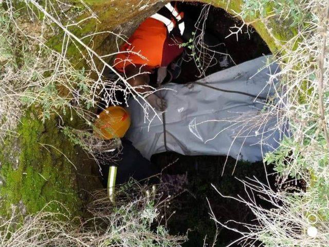 العثور على جثة شاب داخل بئر في طولكرم