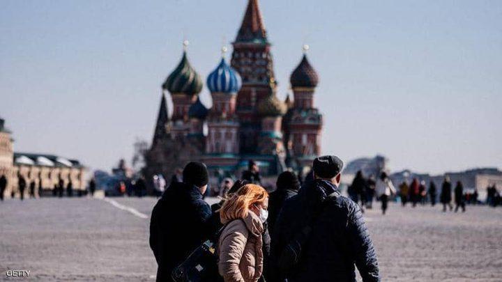 روسيا تسجل 507 حالة وفاة و23675 إصابة بفيروس كورونا