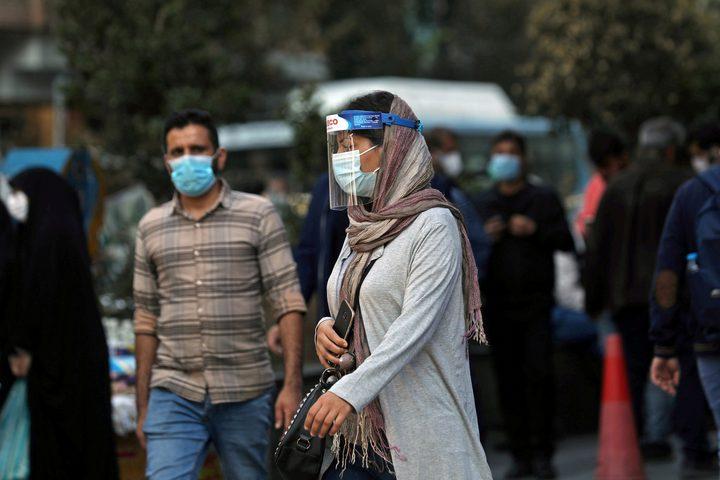 إيران تسجل أعلى حصيلة إصابات يومية بكورونا منذ تفشي الوباء