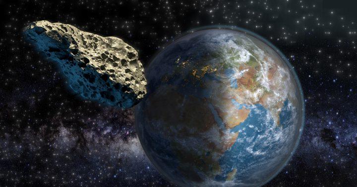 فلكية جدة: كويكب كبير سيعبر قُرب الأرض.. الأحد المقبل