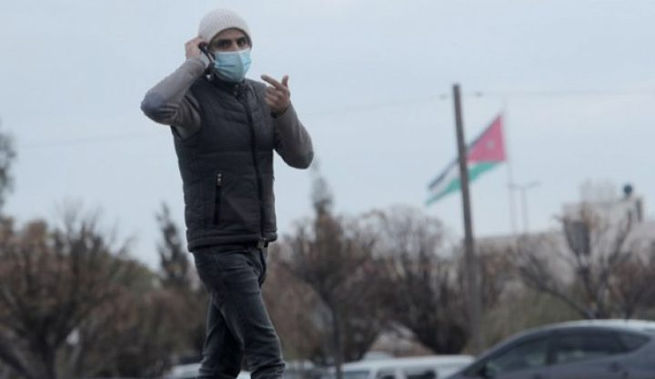 الأردن: 67 وفاة و5 آلاف إصابة جديدة بفيروس كورونا