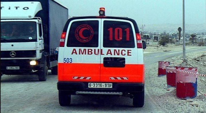 الخليل: مصرع سيدة بحادث دعس