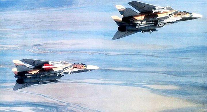 مقاتلة أمريكية تتسلح بصواريخ روسية الصنع