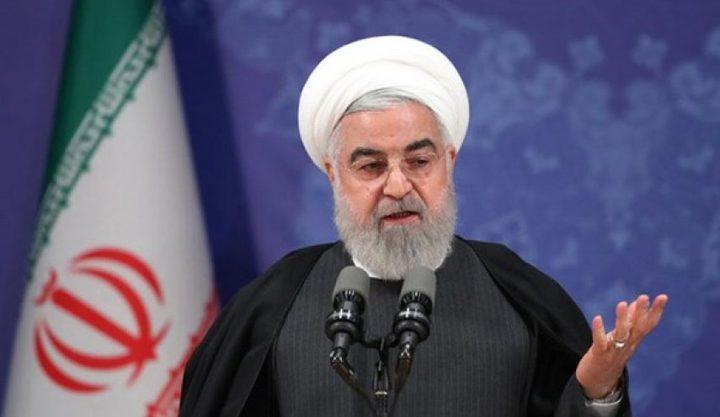 روحاني: اقتصاد إيران قادر على مواجهة العقوبات الأمريكية