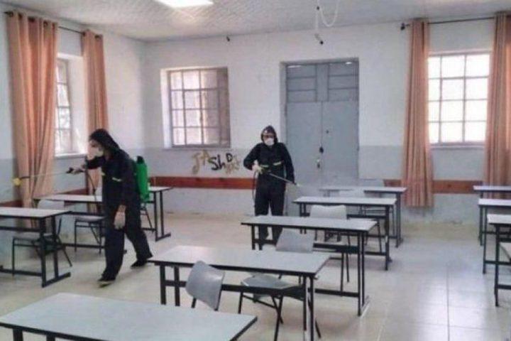 تربية بيت لحم تغلق مدرستين بسبب كورونا