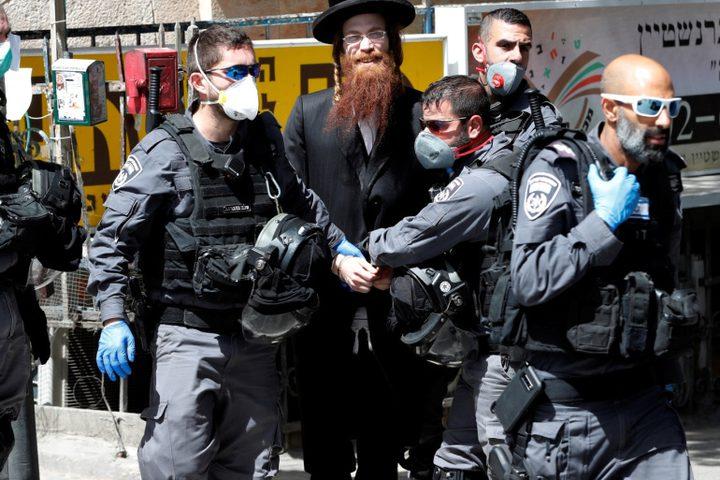 """2829 وفاة و332937 إصابة بـ""""كورونا"""" في اسرائيل"""
