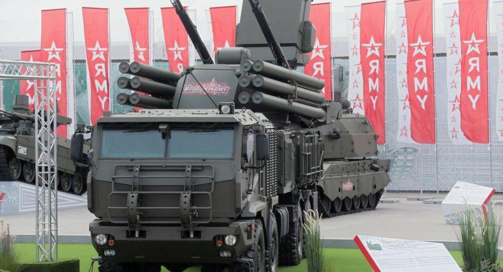 روسيا تنشئ منظومات صاروخية تحمي المدرعات العسكرية