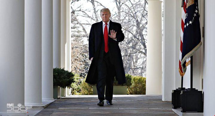 ترامب يضع شرطا لمغادرة البيت الأبيض