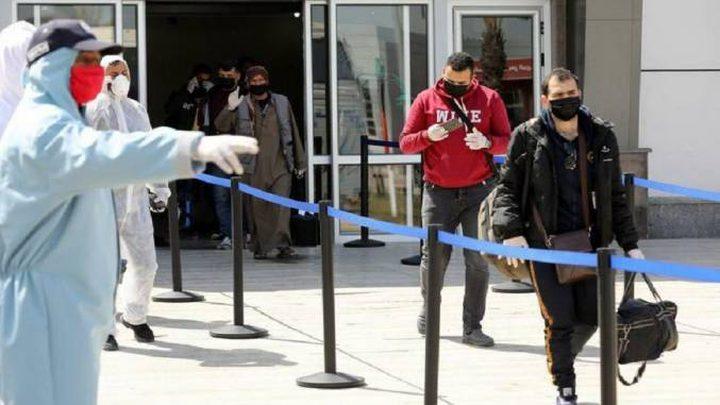 2500 مواطن غادروا معبر رفح خلال الأيام الثلاثة الماضية
