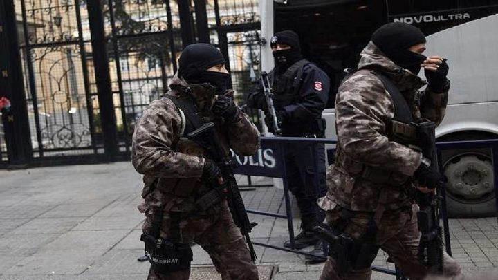تركيا تطلق عملية أمنية في 14 ولاية