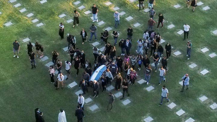 دفن مارادونا بالقرب من قبري والديه