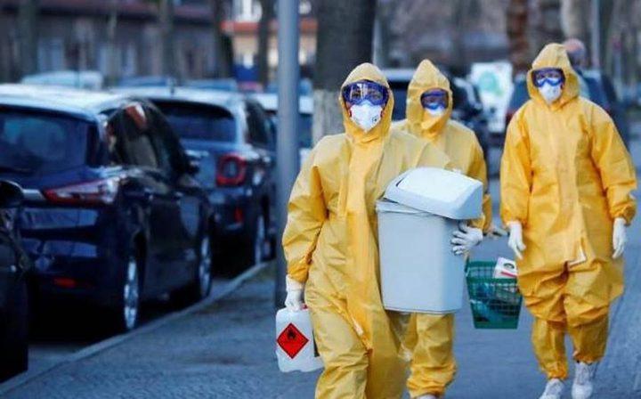 نحو مليون و438 ألف حالة وفاة بكورونا حول العالم
