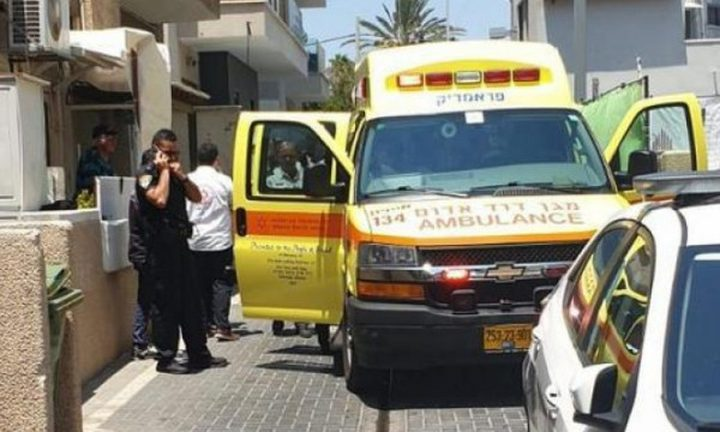 إصابة خطيرة  بجريمة طعن في يافا