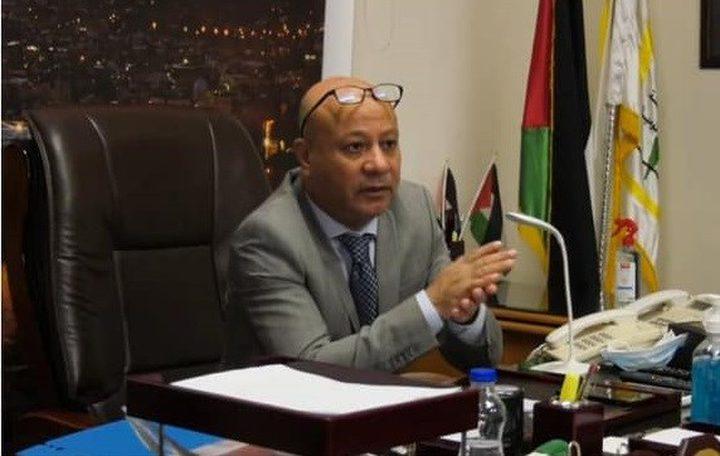 أبو هولي يدعو لحل القضية الفلسطينية وفق قرارات الأمم المتحدة