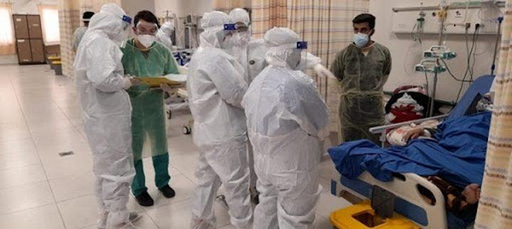 """أطباء فلسطين على مستوى عالٍ من الخبرة في رعاية مرضى """"كورونا"""""""
