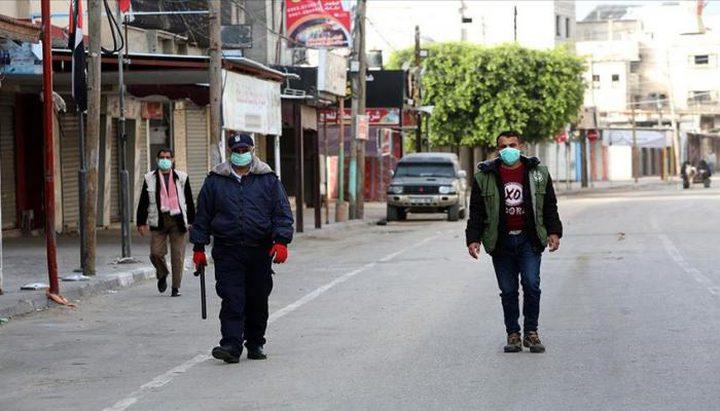 4 حالات وفاة و827 اصابة جديدة بفيروس كورونا في غزة