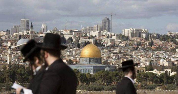 تقرير: الاحتلال يواصل التطهير العرقي في القدس