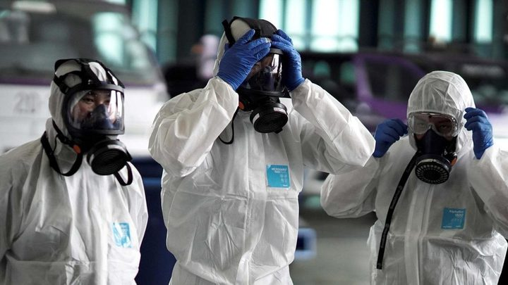 تسجيل 3 وفياتو232 إصابة بفيروس كورونا في القدس