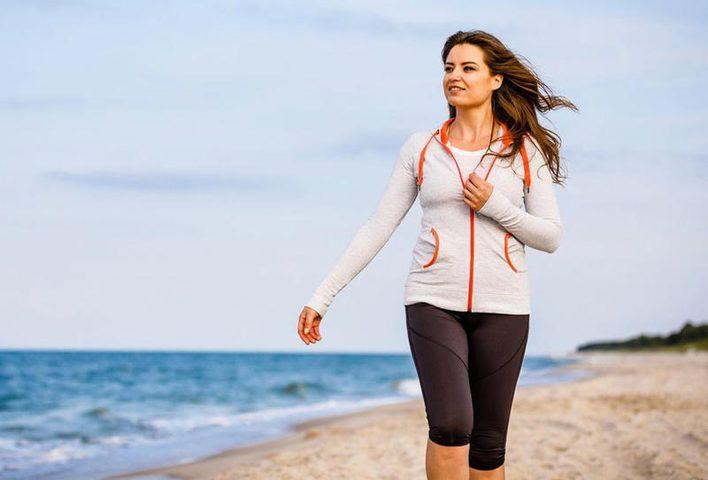 أفضل وقت للمشي لإحراق الدهون