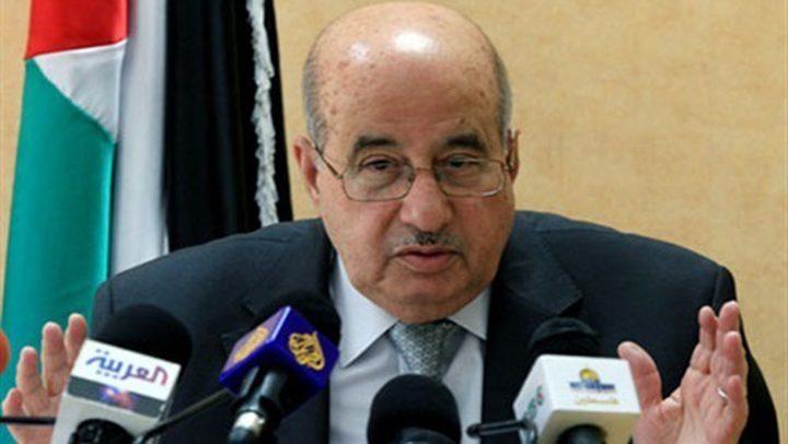 الزعنون يشيد بالمواقف الثابتة للعاهل الأردني من القضية الفلسطينية