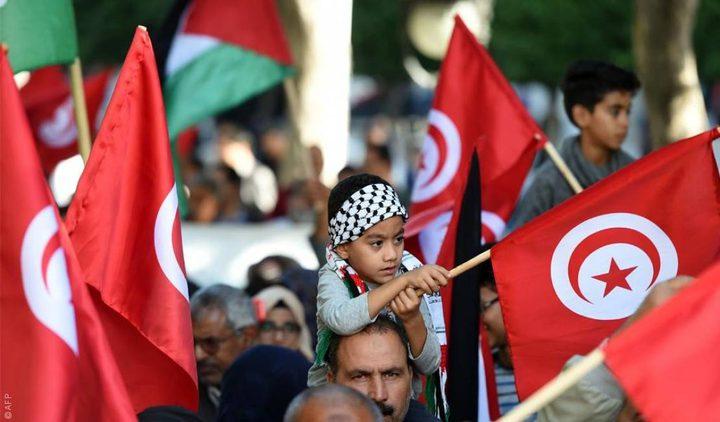 تونس تجدد موقفها الثابت في دعم القضية الفلسطينية