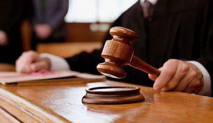 نابلس: الأشغال الشاقة مدة 5 سنوات لمدان بتهمة التزوير