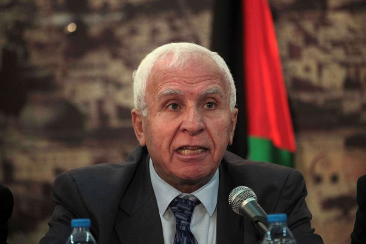 الأحمد: قرار حماس منع دخول منتجات الضفة الى قطاع غزة خطير