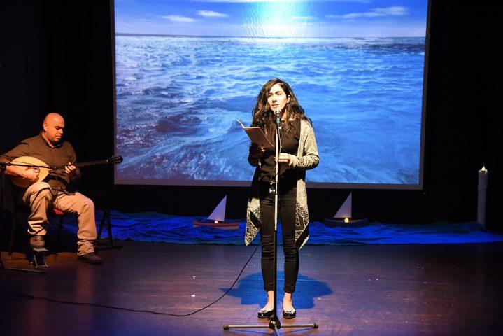 مسرح عشتار ينظم أمسية فنية احتفاء باليوم العالمي للتضامن مع شعبنا