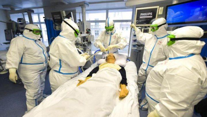 روسيا تسجل أكثر من 450 وفاة و26 ألف إصابة بكورونا خلال 24 ساعة