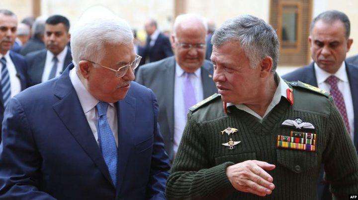 شعث يكشف تفاصيل اجتماعات الرئيس مع العاهل الأردني والرئيس المصري