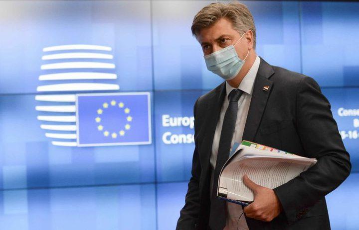 رئيس وزراء كرواتيا يخضع للعزل المنزلي