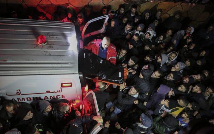 الاحتلال يسلم الليلة جثمان الشهيد شقير وفق شروط مشددة