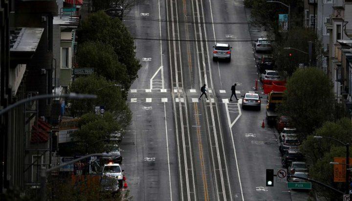 سان فرانسيسكو أول مدينة أمريكية تعيد فرض حظر التجول
