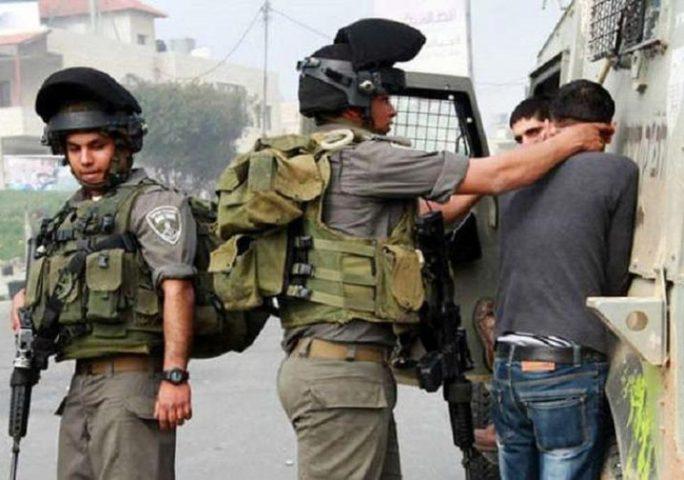 اعتقالات خلال قمع فعالية رافضة لإقامة بؤرة استيطانية في سلفيت