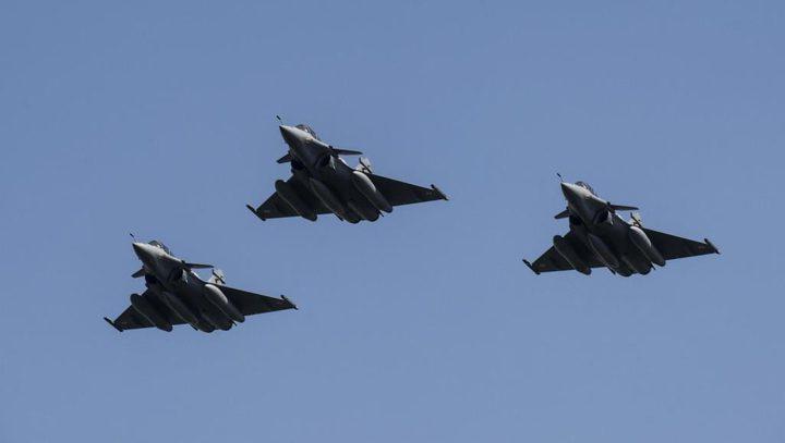 تحليق مكثف للطيران الحربي الإسرائيلي فوق الأراضي اللبنانية