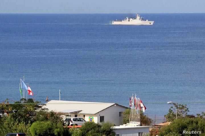 توقف المباحثات اللبنانية الإسرائيلية لترسيم الحدود البحرية