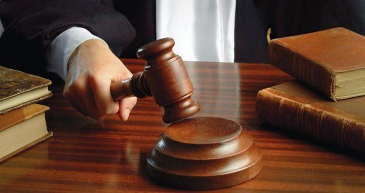الخليل: الحكم بالسجن المؤبد لمدان بتهمة القتل العمد