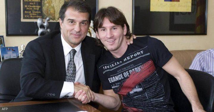 """قائد برشلونة """"التاريخي"""" سيعود.. والهدف ميسي ودوري الأبطال"""