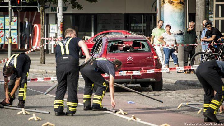 إصابات جراء قيام شخص بدهس مارة في مدينة ترير الألمانية